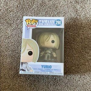 Yuri!!! On Ice Funko pop Yurio